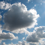 cumulus clouds, clouds, sky, cloudscape, weather, sky photo, free photo, stock photos, royalty-free image