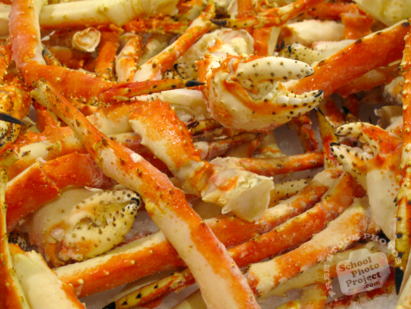 snow crab, crab legs, snowcrabs, snow crab photo, seafood, free foto, free photo, stock photos, picture, image, free images download, stock photography, stock images, royalty-free image
