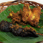 fried chicken, sate paru, ayam goreng, sundanese food, Indonesian local food, food photos, free foto, free photo, stock photos, free images, royalty-free image, stock pictures for free, free stock picture, images free download, stock photography, free stock images