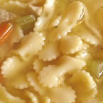 pasta soup, pasta, a bowl of soup, American food, food photo, free photo, free stock photo, free picture, royalty-free image