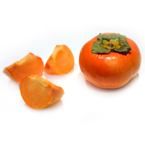 persimmon, fuyu persimmon, sliced persimmon, persimmon persimmon picture, persimmon image, fruits, fresh fruit photo, free stock photo, royalty-free image
