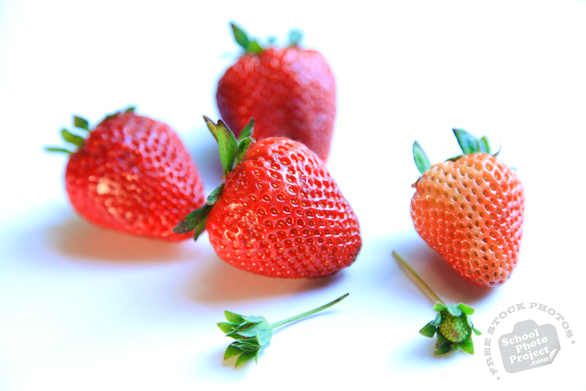 strawberries, strawberry photo, picture of strawberries, fruit photo, free stock photo, free picture, stock photography, stock images, royalty-free image