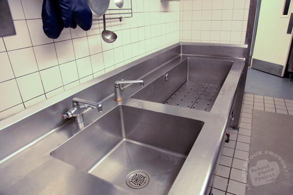 Free Kitchen Sink Photo Dishwashing Sink Picture Kitchen