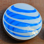 AT&T, ATT, logo, brand, identity, telephone, communication, free stock photo, free picture, stock photography, royalty-free image
