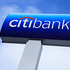 Citibank logo, Citibank sign, Citibank business mark, corporate identity images, logo photos, brand pictures, logo mark, free photo, stock photos, free images, royalty-free image, photography