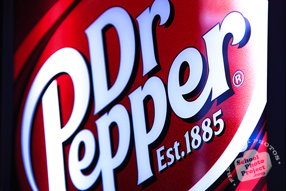 Dr Pepper logo, Dr Pepper brand, Dr Pepper product mark, corporate identity image, logo photo, free logo mark, free stock photo, free picture, royalty-free image