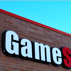 GameStop, logo, identity, brand, mark, gaming, games, free stock photo, free picture, stock photography, royalty-free image