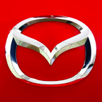Mazda, logo, car, automobile identity, free logo mark, free stock photo, free picture, stock photography, royalty-free image