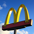 McDonald's, McDonalds picture, free stock photo, royalty-free image