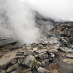 hot spring, steam, smoke, crater, stone, water, nature photo, free stock photo, free picture, stock photography, royalty-free image