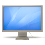 computer monitor, computer screen, Apple computer, iMac computer picture, free stock photo, royalty-free image