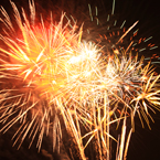 fireworks, firework display, colorful fireworks, night sky, New Year's eve, New Year celebration, seasonal picture, holidays celebration, free stock photo, free picture, stock photography, royalty-free image