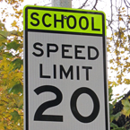speed limit 20 sign, school road sign, road sign, traffic sign, warning sign, free photo, free images download, stock photography, stock images, royalty-free image