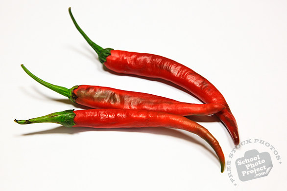 red chili, long chili, chili, vegetable, fresh veggie, vegetable photo, free stock photo, free picture, stock photography, royalty-free image