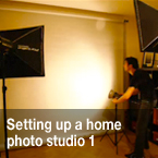 photo studio, photography studio, setting up a photo studio, home photo studio, photo tutorial, lighting, studio lighting, portrait lighting, photo technique, photo tips
