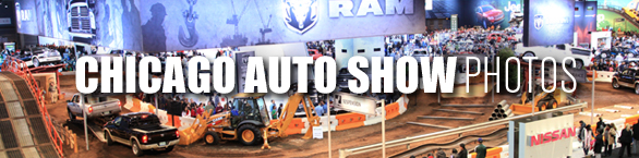 Chicago Auto Show Photo Album Banner